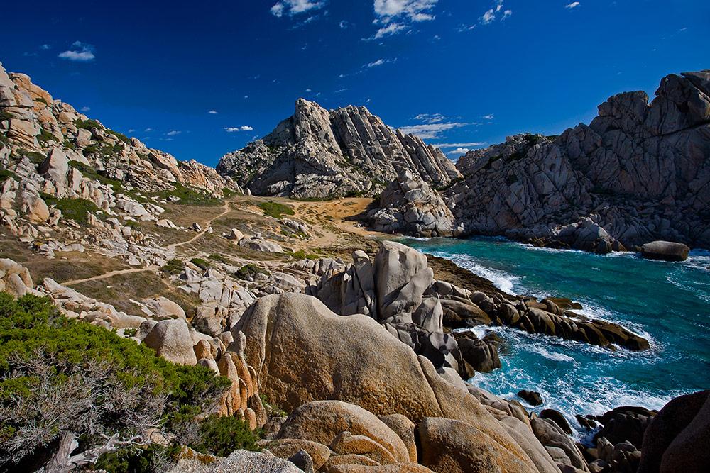 Wandern auf Sardinien (ed.)