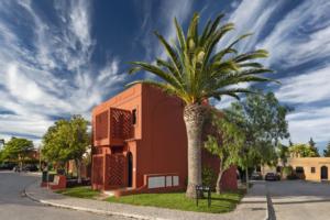 Architektur Gebäude Hotel Portugal